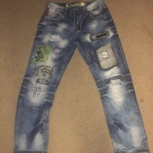 Other - China brand jeans. NWOT